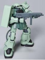 HGUC MS-06 Zaku II F2 Zeon Ver. - 1/144