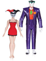 Batman The Animated Series - The Joker & Harley Quinn 2nd Ed.