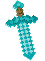 Minecraft - Diamond Sword Plastic Replica - 40 cm
