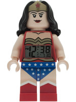 LEGO DC Comics - Wonder Woman Alarm Clock