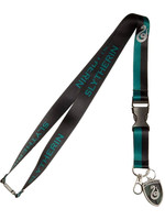 Harry Potter - Slytherin Lanyard With Charm