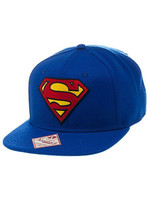 DC Comics - Superman Logo Snap Back Cap