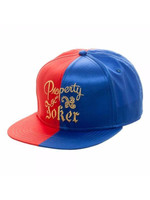 Suicide Squad - Property of Joker Snap Back Cap
