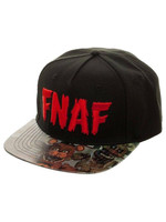 Five Nights at Freddy's - FNAF Vinyl Bill Snap Back Cap