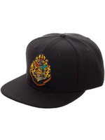 Harry Potter - Hogwarts Logo Snap Back Cap