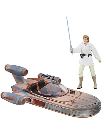 Star Wars Black Series - Luke Skywalker's X-34 Landspeeder