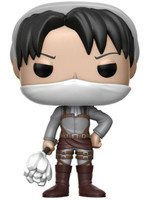POP! Vinyl Attack on Titan - Cleaning Levi