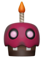 POP! Vinyl Five Nights at Freddy's - Cupcake - Chase