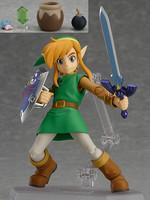 Legend of Zelda A Link Between Worlds - Link DX Edition - Figma