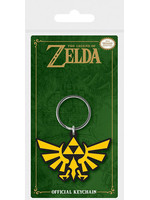 Legend of Zelda - Triforce Rubber Keychain