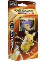 Pokemon - XY12 Evolutions Theme Deck - Pikachu