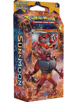 Pokemon - Sun and Moon 1 Theme Deck - Incineroar