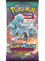 Pokemon - Sun and Moon 2 Guardians Rising Booster