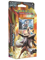 Pokemon - Sun and Moon 3 Theme Deck - Lycanroc