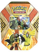 Pokemon - Summer Tin Island Guardians - Tapu Koko GX
