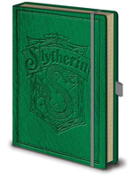 Harry Potter - Slytherin Premium Notebook A5