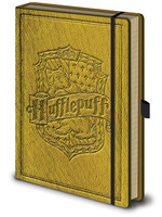Harry Potter - Hufflepuff Premium Notebook A5