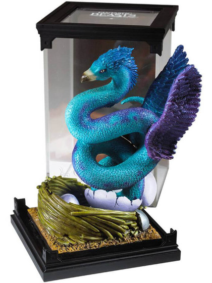 Fantastic Beasts - Magical Creatures Occamy - 18 cm