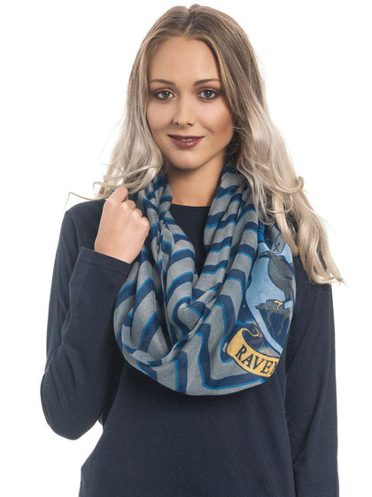 Harry Potter - Ravenclaw Loop Scarf