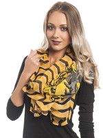 Harry Potter - Hufflepuff Loop Scarf
