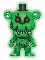 POP! Vinyl Five Nights at Freddy's - Nightmare Freddy GITD