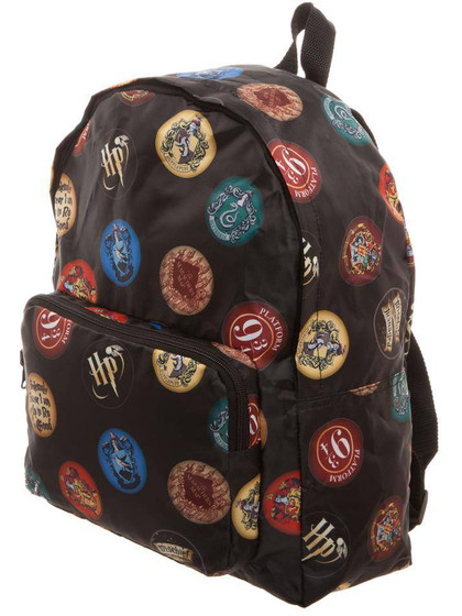 Harry Potter - Logos Backpack