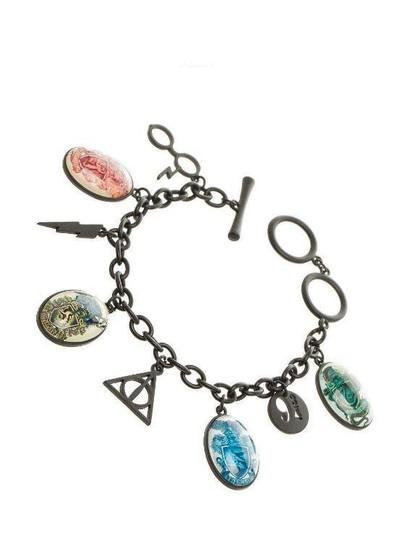 Harry Potter - Symbols Charm Bracelet