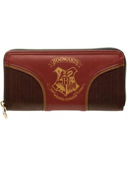 Harry Potter - Gold Hogwarts Crest Wallet