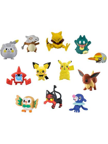 Pokemon - Mini Figures XL Multi 12-Pack