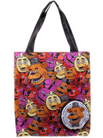 Five Nights at Freddy's - Characters Tote Bag