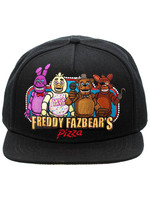 Five Nights at Freddy's - Freddy Fazbear's Pizza Snap Back Cap