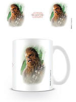 Star Wars Episode VIII - Chewbacca Brushstroke Mug