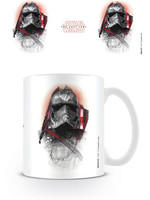 Star Wars Episode VIII - Captain Phasma Brushstroke Mug