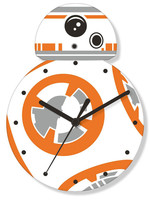 Star Wars - BB-8 Wall Clock