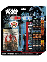Star Wars Rogue One - Super Stationery Set