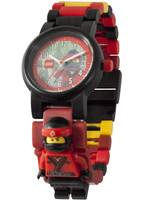 LEGO Ninjago - Kai Minifigure Link Watch