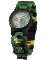 LEGO Ninjago - Lloyd Minifigure Link Watch