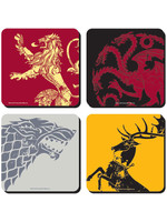 Game of Thrones - Coaster 4-Pack