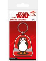 Star Wars - Porg Rubber Keychain