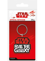 Star Wars - Rule the Galaxy Rubber Keychain