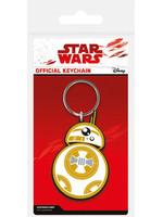 Star Wars - BB-8 Rubber Keychain