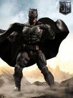 Justice League - Tactical Suit Batman - One:12