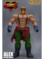Street Fighter V - Alex - Storm Collectibles
