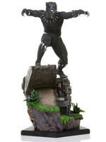 Black Panther - Black Panther Battle Diorama