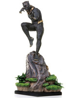 Black Panther - Killmonger Battle Diorama Statue