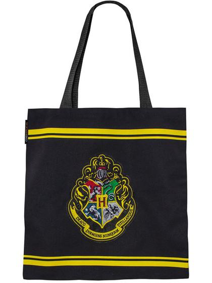 Harry Potter - Hogwarts Tote Bag Black