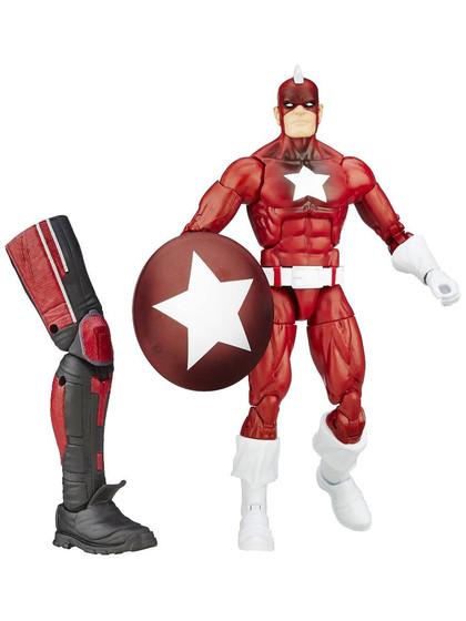 Marvel Legends - Civil War Red Guardian