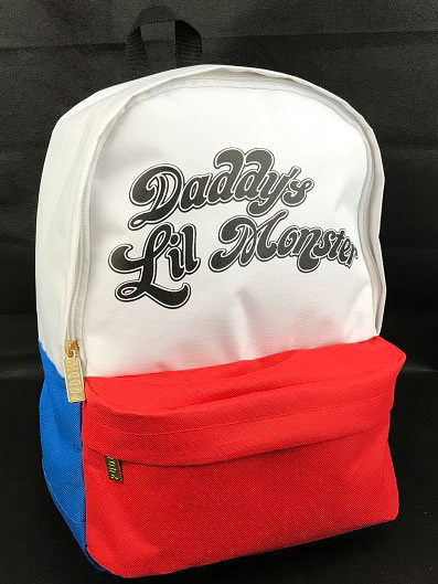Suicide Squad - Daddy's Lil Monster Backpack
