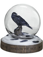 Game of Thrones - The Three-eyed Raven Snow Globe