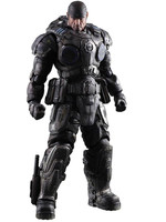 Gear of War - Marcus Fenix - Play Arts Kai